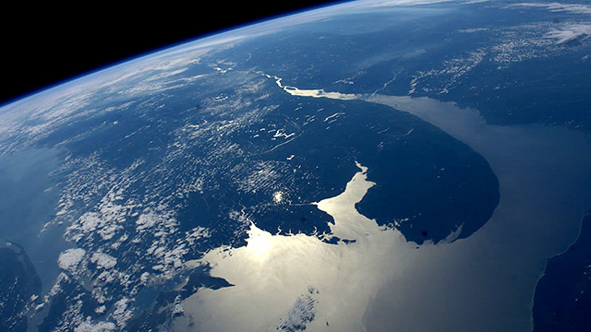 Space Cam - watch live video from the International Space