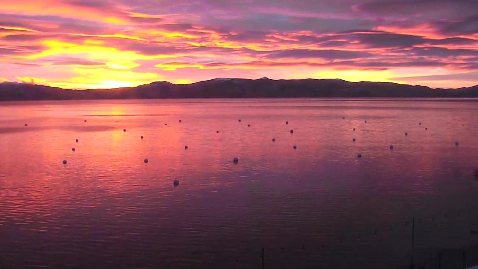 Lake tahoe sunset travel channel pinterest - Lake Tahoe West Shore Cafe
