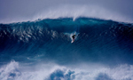 Waimea Bay is considered the birth place to big wave surfing. Courageous surfers from around the world travel to experience waves here that can top 50 feet.