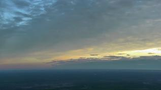 Sunrise Wednesday.