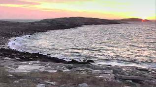 Seal Island sunset