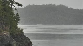 hanson island, b.c.
